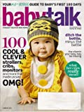 img - for Baby Talk Magazine (February 2012) 100 Cool & Clever Strollers, Cribs and Monitors + Your No-Stress Guide to Baby's First 100 Days book / textbook / text book