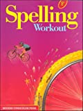 SPELLING WORKOUT HOMESCHOOL BUNDLE LEVEL F COPYRIGHT 2002