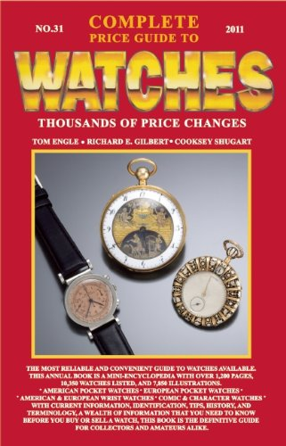 Tinderbox Press Complete Price Guide To Watches 2011