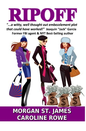 Free Kindle Book : Ripoff: A Funny Crime Caper