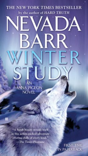 Image for Winter Study (Anna Pigeon Novel)