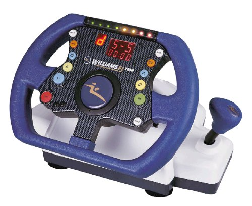 Williams Joytech F1 Racing Wheel (Xbox)