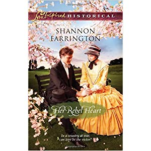 Her Rebel Heart by Shannon Farrington