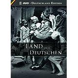"""Land der Deutschen - Von der Gr�nderzeit bis in die Nachkriegsjahre - 8 DVD BOXvon """"Karlheinz J. Geiger"""""""