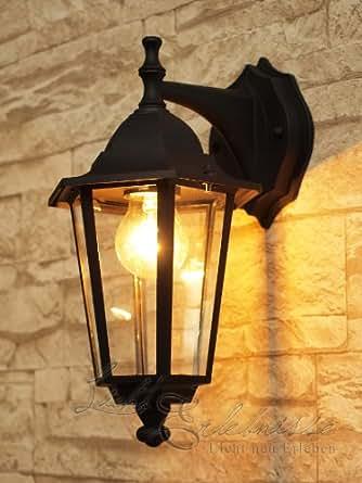 Applique traditionnel lampe ext rieure lanterne murale for Applique murale exterieure lanterne