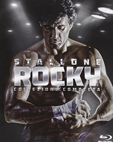 Rocky - La saga completa [Blu-ray] [IT Import]