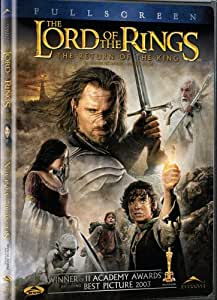 The Lord of the Rings: The Return of the King (Full Screen) (2 Discs) (Bilingual)