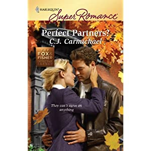 Perfect Partners? (Harlequin Superromance, Fox &amp; Fisher Detective Agency)