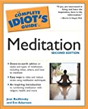 The Complete Idiot's Guide to Meditation (2nd Edition) (0028644417) by Budilovsky, Joan