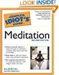 The Complete Idiot's Guide to Meditat...