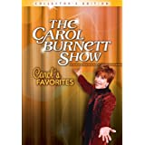 The Carol Burnett Show:  Carol's Favorites (6 DVD)by Carol Burnett