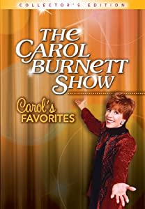 The Carol Burnett Show:  Carol's Favorites (6 DVD)