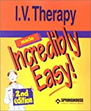 5139SVPVBVL. SL160  I.V. Therapy Made Incredibly Easy!