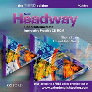 New Headway: Upper-Intermediate: Interactive Practice CD-ROM: Six-Level General English Course