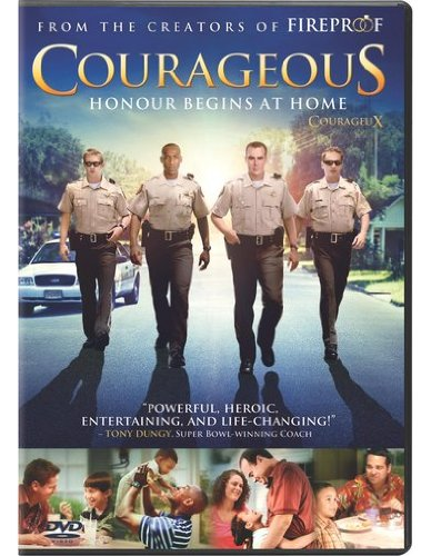 Sale alerts for Sony Pictures Home Entertainment Courageous (Bilingual) - Covvet