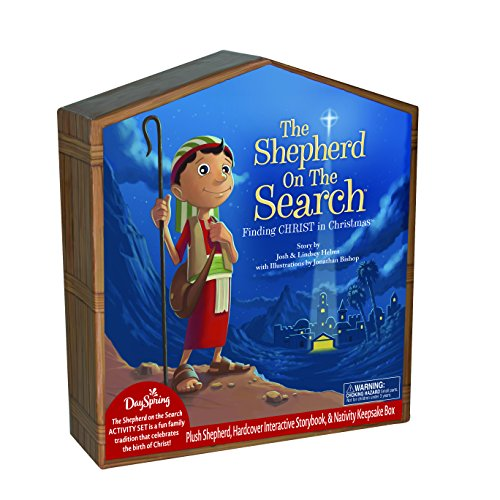 DaySpring Shepherd on the Search Activity Set