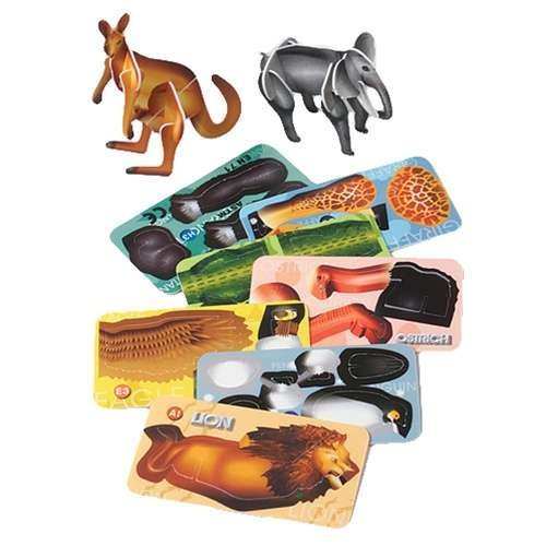Cheap SmallToys 3D Animal Puzzles – 12 puzzles per unit (B0019I8H16)