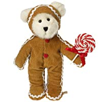 Lolly Gingerbeary, Boyds Bear Plush 4023922 by Boyds Bears