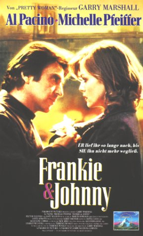 Frankie & Johnny [VHS]