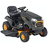 """Poulan Pro 960420188 Briggs and Stratton 20 hp Pedal Control Automatic Drive Riding Mower, 46"""" 46000 Outdoor Power Issue - Over LTL Weight Max"""