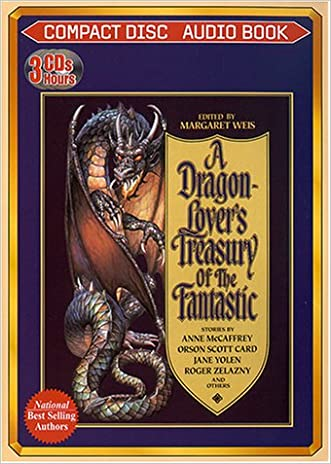 A Dragon-Lover's Treasury of the Fantastic written by Anne McCaffrey