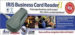 IRIS Business Card Reader II (Macintosh Edition)