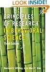 Principles of Research in Behavioral...