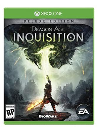 Dragon Age Inquisition - Xbox One Deluxe Edition