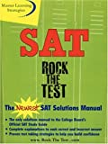 img - for The New SAT Solutions Manual to the College Board's Official Study Guide by Inc Solutions and Strategic Concepts (2006-01-10) book / textbook / text book