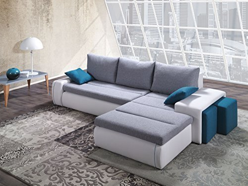 Divano ad angolo Ritmo Interni casa con Funzione letto divano ad angolo Divano Divano 01254