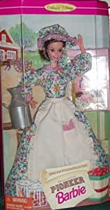 1995 American Stories Collection Second Edition PIONEER Barbie