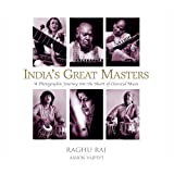 India's Great Masters: A Photographic Journey Into The Heart Of Classical Music price comparison at Flipkart, Amazon, Crossword, Uread, Bookadda, Landmark, Homeshop18