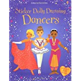 Sticker Dolly Dressing: Dancers (Usborne Sticker Dolly Dressing)by Fiona Watt