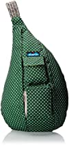 KAVU Rope Sling Bag Pine Dots One Size