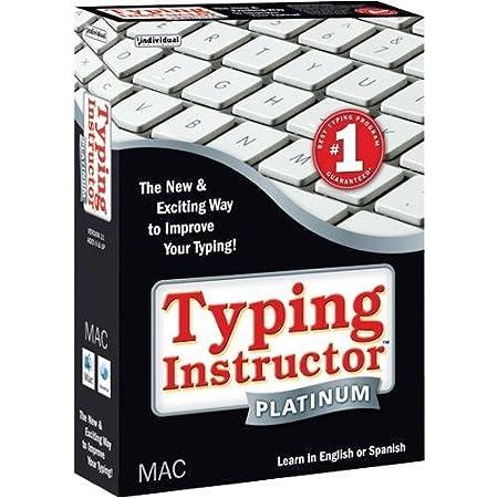Typing Instructor Platinum Mac