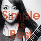 Simple is Best♪矢井田瞳