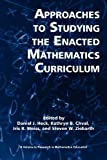 img - for Approaches to Studying the Enacted Mathematics Curriculum (Research in Mathematics Education) book / textbook / text book