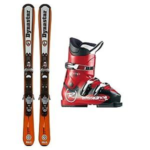 Buy Dynastar Team Legend with Comp J3 Kids Ski Package by Dynastar