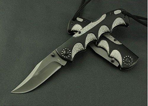 Charm Outdoor Survival Camping Pocket Folding Knife Blnda37-8.66''