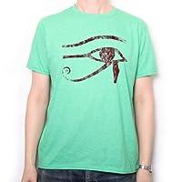 Old Skool Hooligans Men's Eye Of Horus T-Shirt