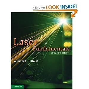 Laser Fundamentals William Thomas Silfvast