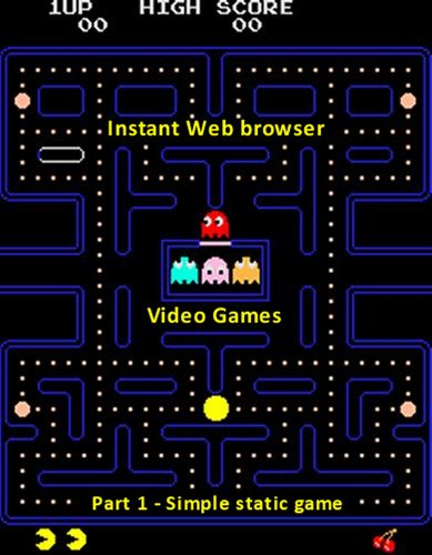 Creating Internet Web Browser Video Games