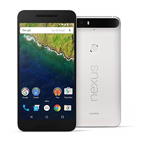 Click to buy Newest 2015 Model Huawei Nexus 6P H1511 4G LTE GSM Factory Unlocked Smartphone - 64GB Frost (White) - US Warranty - From only $849.11