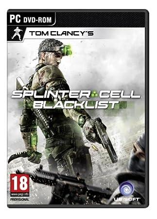 Tom Clancy's Splinter Cell Blacklist (PC DVD)