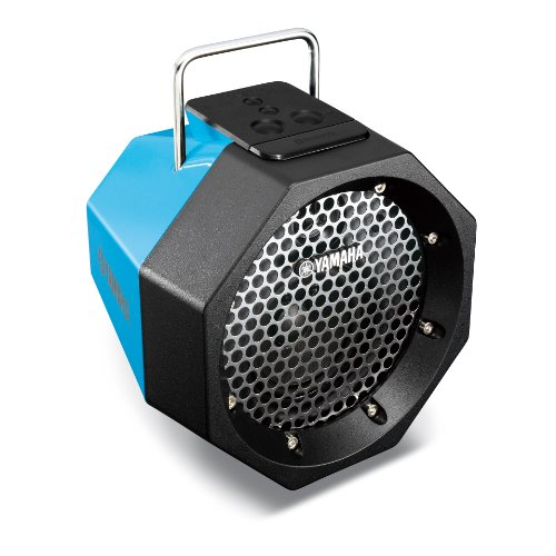 オクタゴン!Bluetooth対応&電池駆動するポータブルスピーカー「ヤマハ PDX-B11」