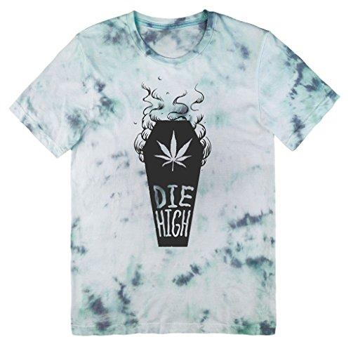 Killer Condo Die High Unisex Pastel Tie Dye T-shirt X-Large (Grunge Tie Dye compare prices)