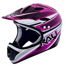 Kali Protectives US Savara Bike Helmet, Celebrity Pink, Medium