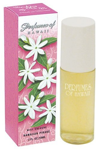 Hawaiian Pikake Mist Cologne - Perfumes of Hawaii
