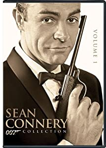Sean Connery: 007 Collection, Vol. 1