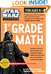 Star Wars Workbook: 1st Grade Math